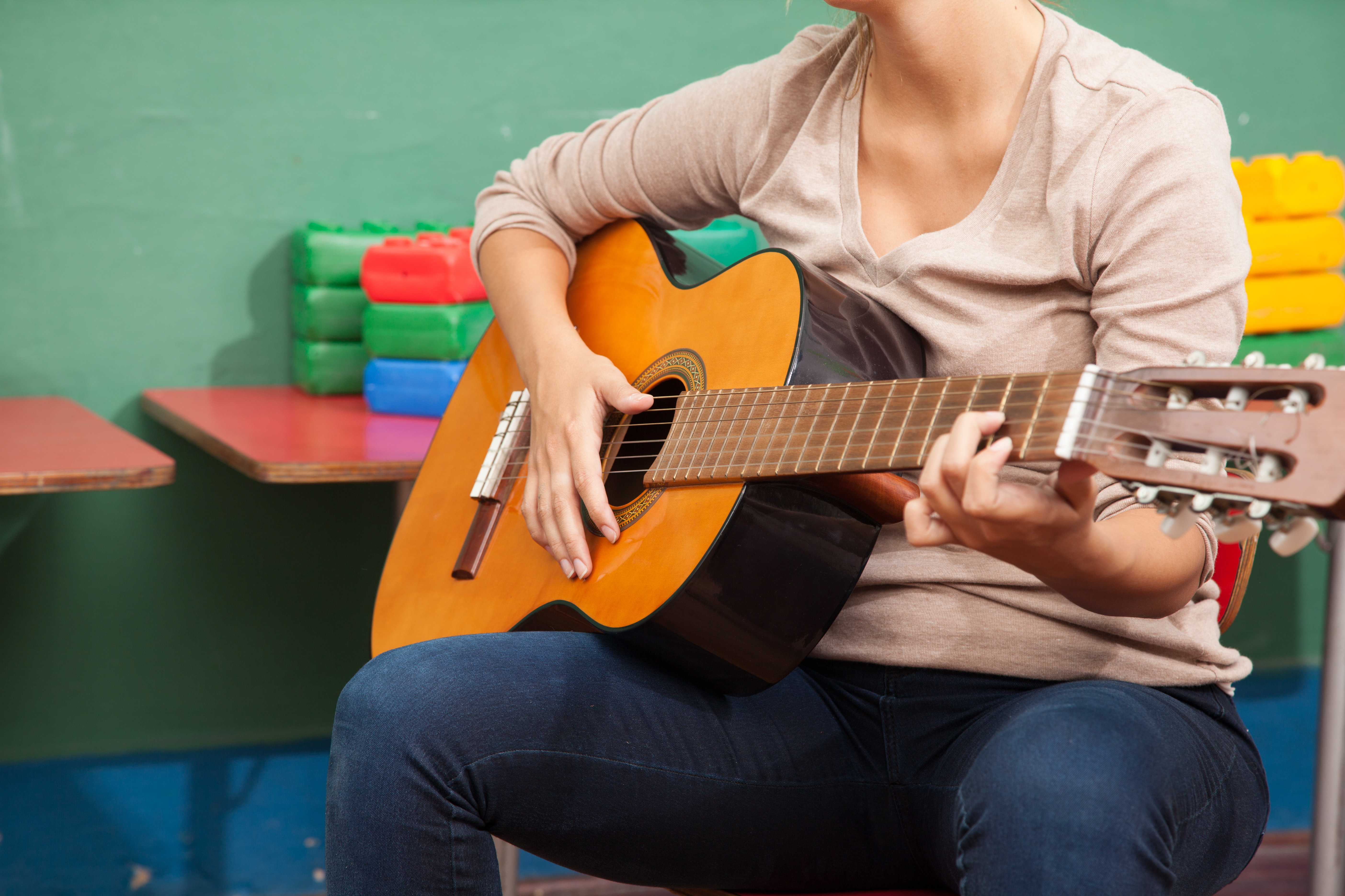 Music Lessons: After School Activity